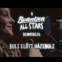 Házibulizz az Eckü-Egyedi-vezette Berentzen All Stars bandával!