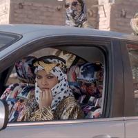 M.I.A. klipje tarolt a londoni videós díjkiosztón