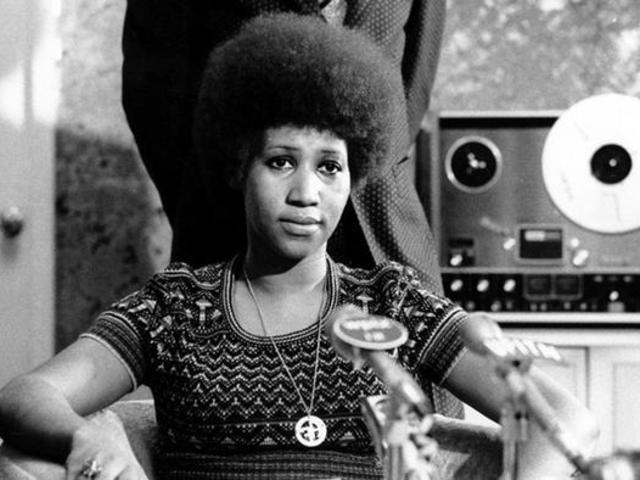 Elhunyt Aretha Franklin