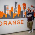 """""""A művészet szabadság nélkül izzadság"""" – Interjú az Orange próbaterem vezetőjével"""