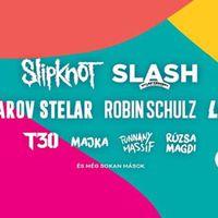 Jön a Slipknot és Slash a VOLT Fesztiválra