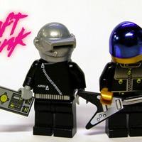 Ha szerencsénk lesz, jön a Daft Punk LEGO-szett