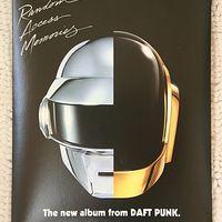 Hivatalos fizikai kiadványt kaptunk az új Daft Punk albumhoz