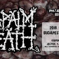 Ma este Napalm Death a Dürer Kertben!