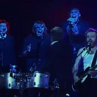 LCD Soundsystem feat. Arcade Fire: North American Scum (koncertvideó)