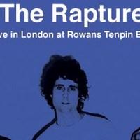 The Rapture: élő koncertközvetítés!