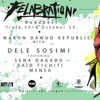 Dele Sosimi, Sena Dagadu, Mabon Dawud Republic - szombaton újra Felabration Budapest a Trafóban