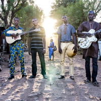 Ma este Songhoy Blues az A38-on