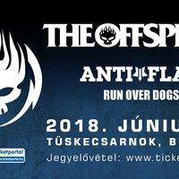 Ma este The Offspring a Tüskecsarnokban!