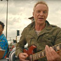 Jövő hétvégén ingyenes koncertet ad Budapesten Sting és Shaggy párosa