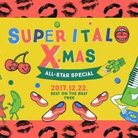 Pénteken este Super Italo x.mas all-star special a Beat On The Bratban