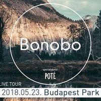 Ma este Bonobo a Budapest Parkban!