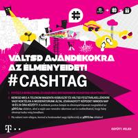 Fizess élménnyel! – A Telekom a fesztiválélmények fő támogatója