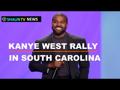 Kanye West első kampánygyűlése pont úgy sült el, mint amire számítottunk