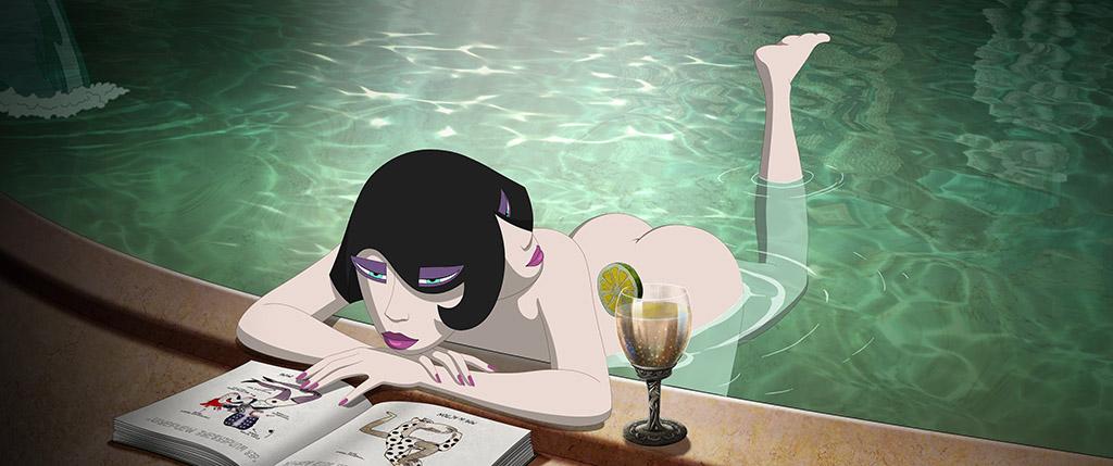 rajzfilmek szex benne cenzúrázatlan anime leszbikus szex