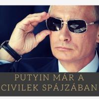 Putyin már a civilek spájzában