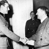 Bencsik András lapja elolvad a náci tisztektől