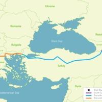 Orosz gáz északról és délről