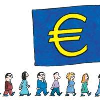 Az euró bevezetése és a baloldal modernizációs narratívái