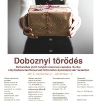 Doboznyi törődés - 2019