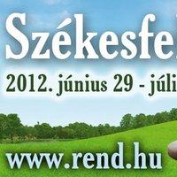 REND 2012. - Székesfehérvár