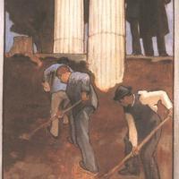Régészet a művészetben 1. Ferenczy Károly: Régészet