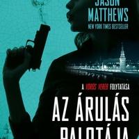 Matthews: Az árulás palotája