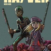 Romita & Millar: Kick-Ass 3.