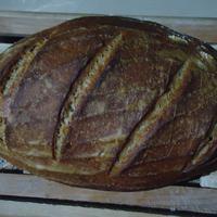 Francia kovászolt kenyér