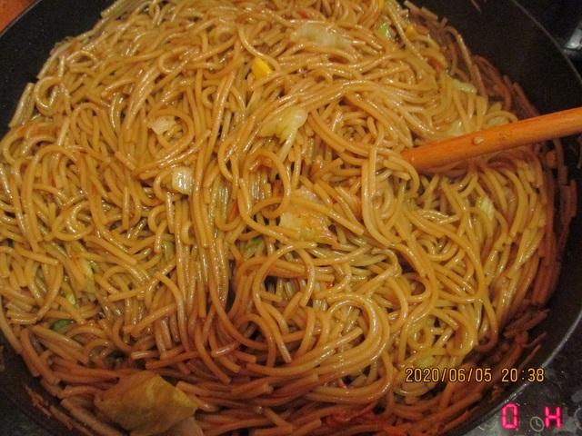 Kínai pirított tészta (6 adag)