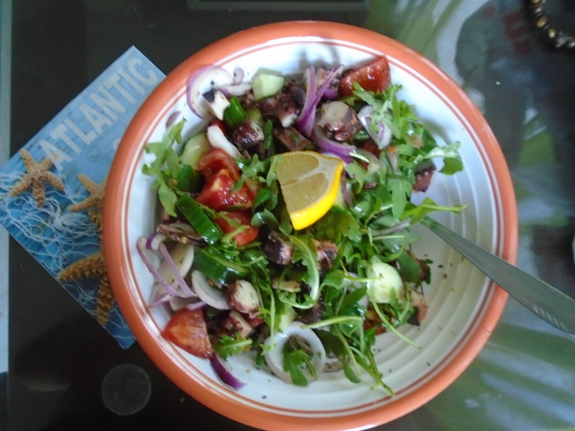Polip saláta