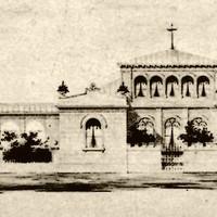 Lakits villa története