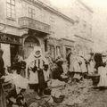 Széchenyi tér - A lebontott erkély esete