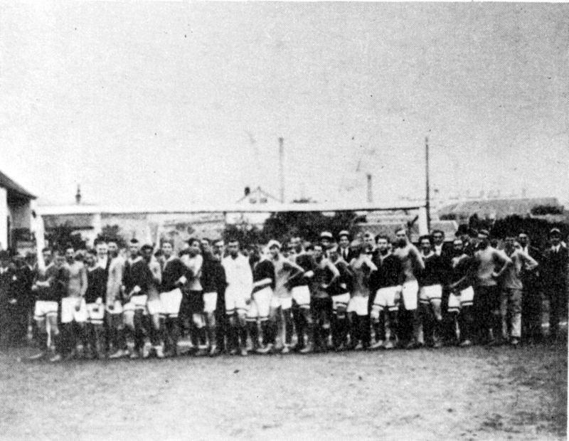 1919 június a PMSC és a Gradjanski csapat.jpg
