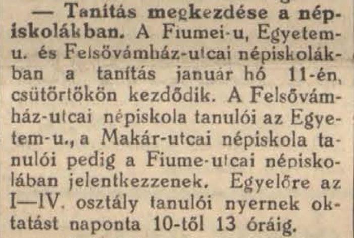 1945-01-09_02_tanugyi_hirek_tanitas_megkezdese_a_nepiskolakban.jpg