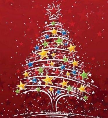 """A pécsi """"vörös csillagos"""" karácsonyfa"""
