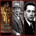 Képzelt riport Tutanhamon fáraóval, Howard Carter régésszel és Márai Sándor íróval