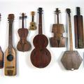 Régi hangszerek