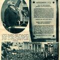 Rothermere-emléktábla avatása - 1937 június 22 Képes Pesti Hírlap