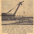 Építkezések - 1956 június 8. Szabad Nép