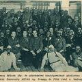 Gázálarcos hallgatók - 1936 december 16 - Képes Pesti Hírlap