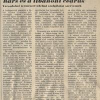 A budapestiek szeretik a fákat - 1987. december 23. Népszabadság