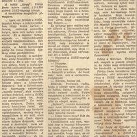 Egy elveszett DISZ tagkönyv - Szabad Ifjúság 1955. augusztus 9.