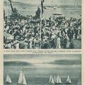 Balatoni Sporthét - Képes Pesti Hírlap 1936 szeptember 8.