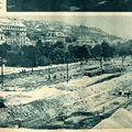 Készül a Dunaparon a bekötőút - 1937 június 19. Képes Pesti Hírlap