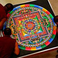 Mandala – a művészetterápia szolgálatában