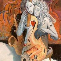 Művészlelkek és nők