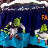 Shrek Simpson