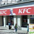KFC bá' arcát is cenzúrázza a Street View