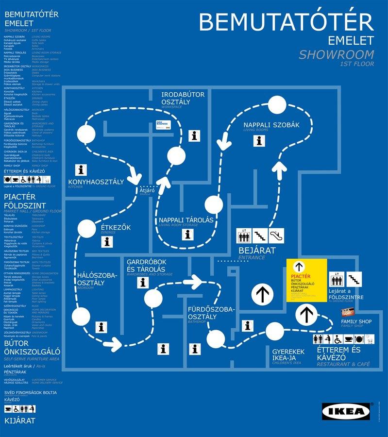 Ikea Budaors Terkep Marlpoint